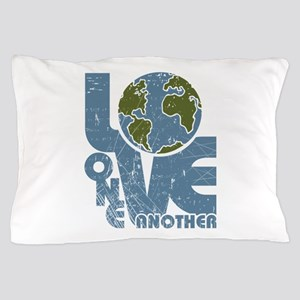 Love One Another Pillow Case