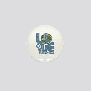 Love One Another Mini Button