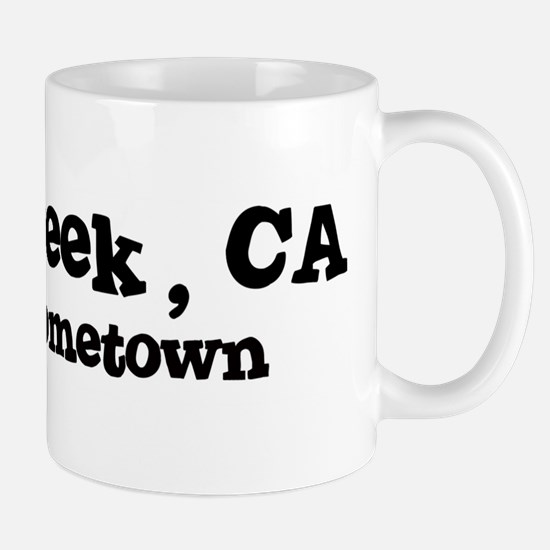 Lytle Creek - hometown Mug