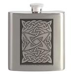 Celtic Knotwork Quasar Flask