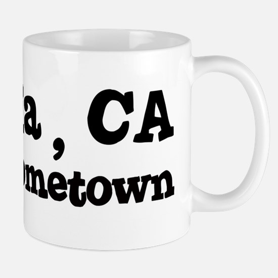 Benicia - hometown Mug