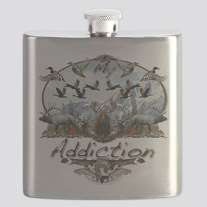 my addiction Flask