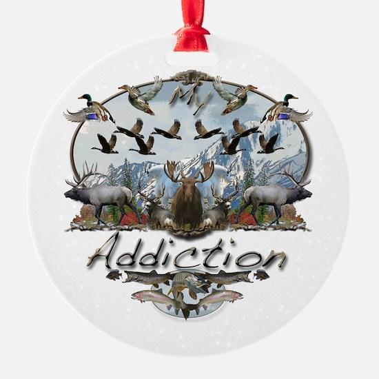 my addiction Ornament