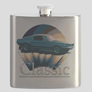Mustang Flask