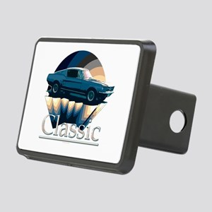 Mustang Rectangular Hitch Cover