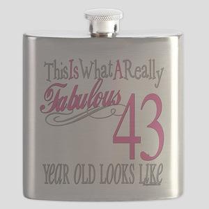 Fabulous 43yearold Flask