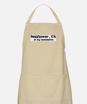 Bellflower - hometown BBQ Apron