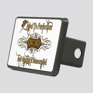 MemorableAged95 Rectangular Hitch Cover