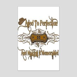 MemorableAged95 Mini Poster Print
