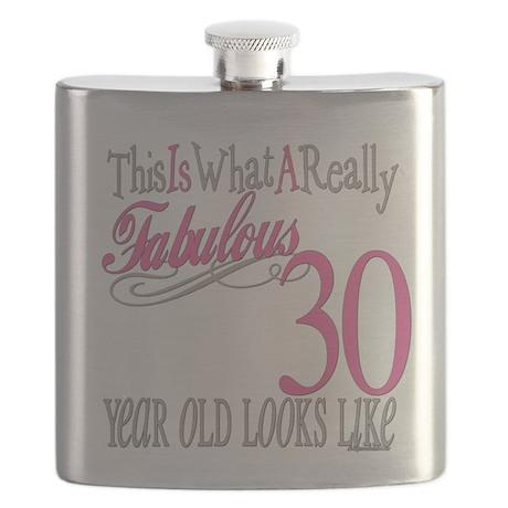 Fabulous 30yearold Flask