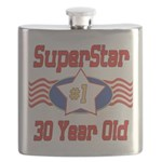 SUPERSTARbirthday30.png Flask