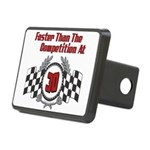 FasterAt30.png Rectangular Hitch Cover