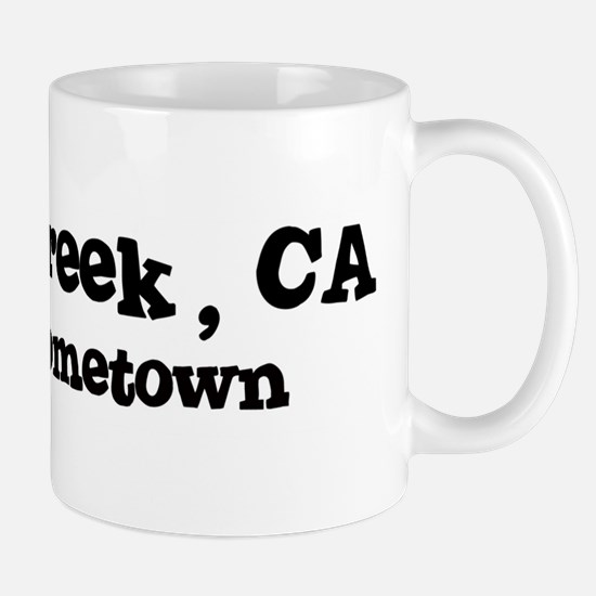Sutter Creek - hometown Mug