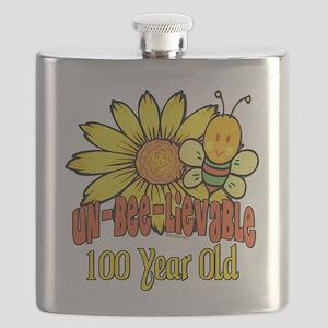 UNBELIEVABLEat100 Flask