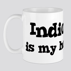 Indio - hometown Mug