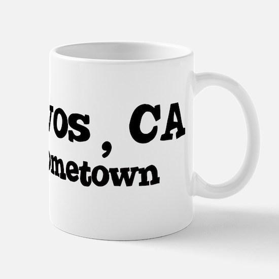 Los Olivos - hometown Mug