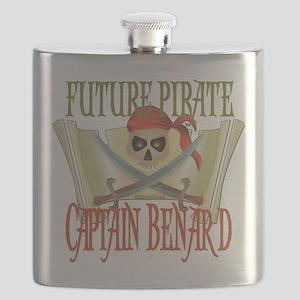 PirateBenard Flask