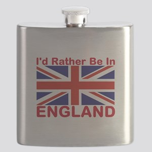 England Lover Flask