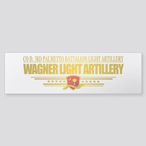 Wagner Light Artillery Sticker (Bumper)