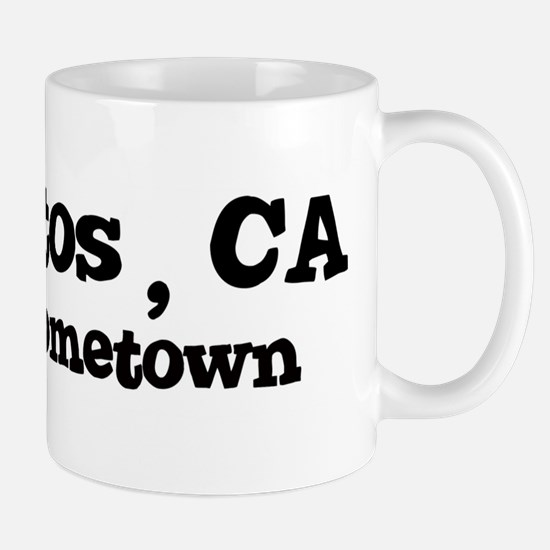 Los Gatos - hometown Mug