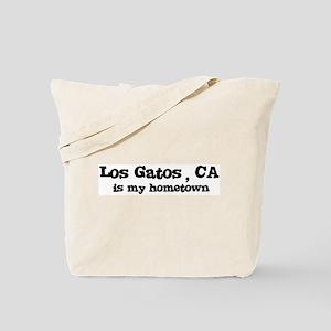 Los Gatos - hometown Tote Bag