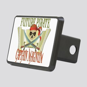 PirateMagnum Rectangular Hitch Cover
