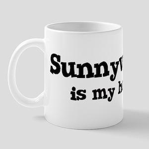 Sunnyvale - hometown Mug