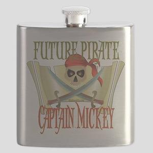 PirateMickey Flask