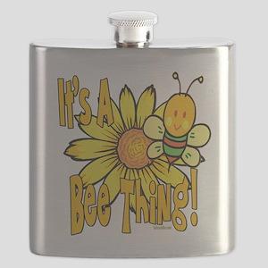 BumbleBeeItsABeeThing2 Flask