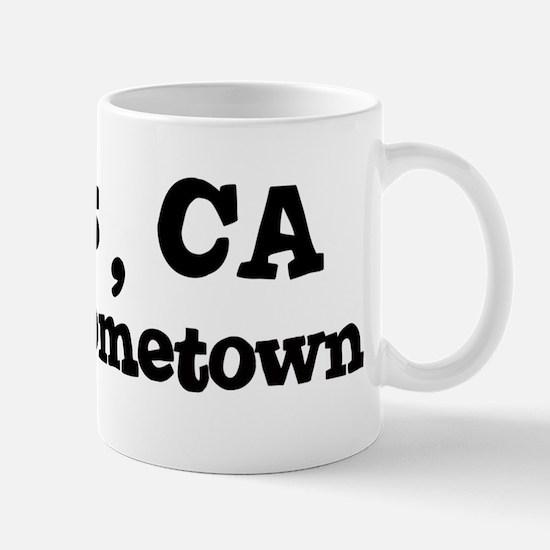 Ceres - hometown Mug