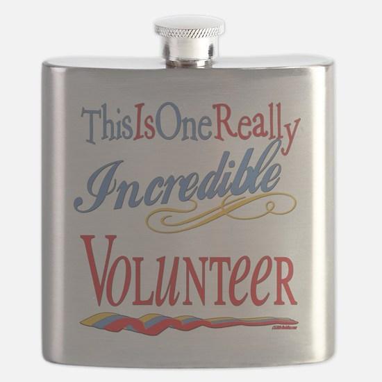 Incredible VOLUNTEER.png Flask