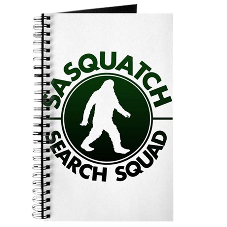 SASQUATCH SEARCH SQUAD Journal