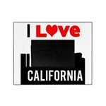 I Love California2 Picture Frame