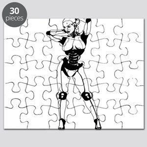 Sexy Robot Puzzle