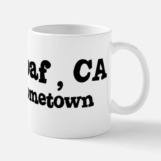 Sugarloaf - hometown Mug