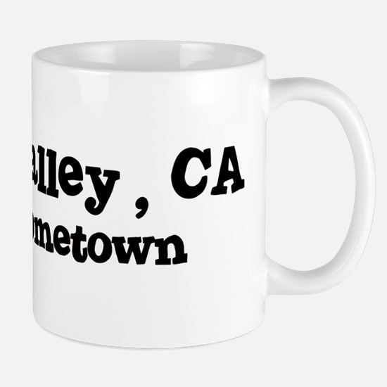 Castro Valley - hometown Mug