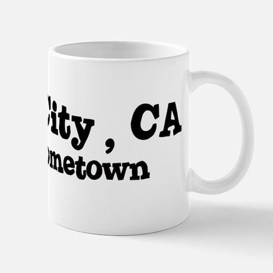 Studio City - hometown Mug