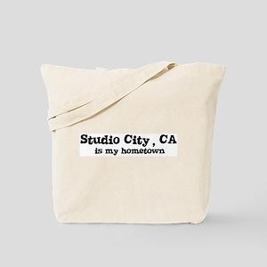 Studio City - hometown Tote Bag
