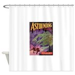 mountains 3 Shower Curtain