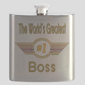 GREENboss Flask