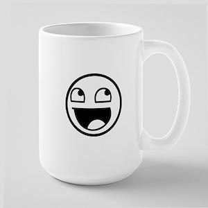 Awesome Face Large Mug