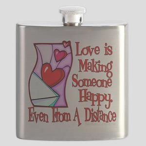 10x10_apparel lovefromdistance copy Flask