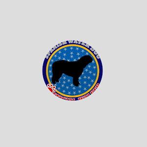 Spanish Water Dog Mini Button