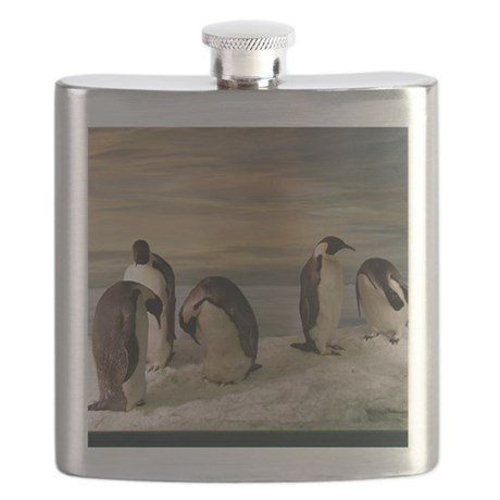 Penguins Flask