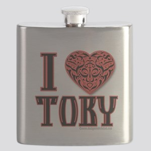 10x10_apparel troubletoby copy Flask