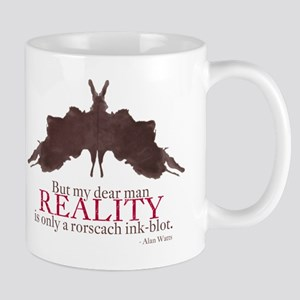 Alan Watts, Reality is a Rorscach Ink-Blot Mug