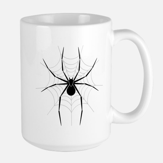 Spider Web Large Mug