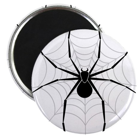 "Spider Web 2.25"" Magnet (10 pack)"