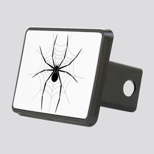 Spider Web Rectangular Hitch Cover