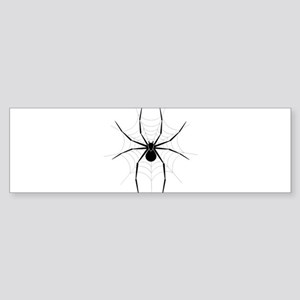 Spider Web Sticker (Bumper)
